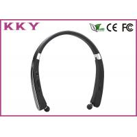 Wholesale Wireless Bluetooth 4.0 Headset with Sleek Design and Comfortable Fit for Smartphone from china suppliers