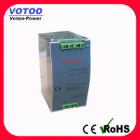 Wholesale High Efficiency Metal 120W Single Output IN Rail Power Supply 12V 10A from china suppliers