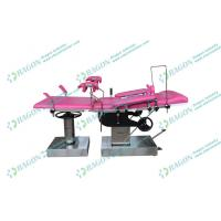Wholesale Multi - purpose Manual Hydraulic Gynecology Table , Operation and Surgical Urology Table from china suppliers