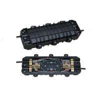 Wholesale Horizontal Joint fiber splice closure with 4pcs Fiber Cable Ports from china suppliers