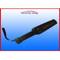 Wholesale Security Hand Wand Portable Metal Detector With Adjustable Sensitivity from china suppliers