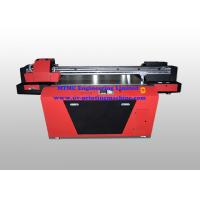Wholesale Industrial UV Glass / Wood Printing Machine With Double Print Head from china suppliers