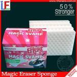 Hot Innovation 2017 White Bathroom Eraser Nano Melamine Cleaning Foam