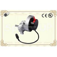 Buy cheap Wheelchair Brushed Hub Motor 70 RPM 24V 200W With EMB Brake Single Output Axis from wholesalers