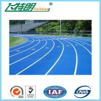 Wholesale Permeable Floor Recycled Rubber Flooring Playground Surfaces Green Durable from china suppliers