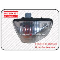 Wholesale Npr75 700p Isuzu Body Parts White Sign Turn Lamp 8981395190 8981395180 from china suppliers