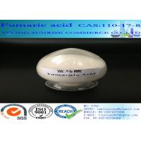 Wholesale Fumaric Acid Organic Plasticizer Chromospheric Spicule CAS 110-17-8 C4H4O4 from china suppliers