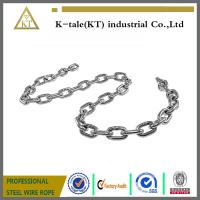 Wholesale DIN5685 A SHORT LINK CHAIN, DIN763 REEL LINK CHAIN,GALVANIZED CHAIN from china suppliers
