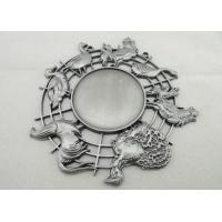 Wholesale Nickel 3d Carnival Medas Zinc Alloy With Animal And Inner Cut Hole from china suppliers