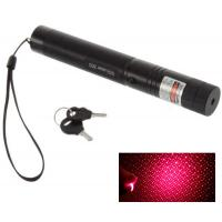 Wholesale Metal Adjustable Laser Pointer / Laser Light Focus For Presentation Teaching from china suppliers