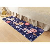 Wholesale Christmas Chenille Kids Floor Rugs , Customized Bedroom Door Mat from china suppliers