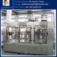 Buy cheap 3 in one drinking water filling machine from wholesalers