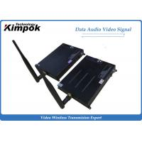 Wholesale Time Division Duplexing Wireless COFDM IP Mesh Multiplexing UAV TDD Transceiver from china suppliers