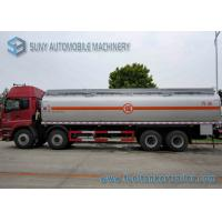 Wholesale 8x4 40m3 315HP Oil Tanker Truck Oil Tank Trailer Fonton Auman from china suppliers