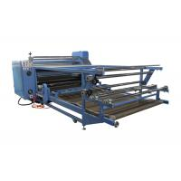Wholesale 1.7M Fully Automatic Roll to Roll Heat Transfer Machine For Textile / Fabric from china suppliers
