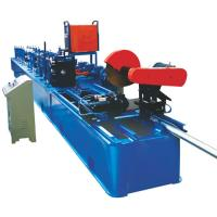 Wholesale Chain Transmission Iron Rolling Shutter Roll Forming Machine 12 Stations from china suppliers