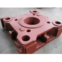 Wholesale CNC Milling Resin sand casting ductile iron platen for plastic injection molding Machine from china suppliers