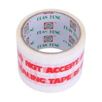 Wholesale Stable Water Proof Printed Packing Tape Non - Toxic For Gift Wrapping from china suppliers