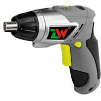 Portable Electrical Cordless Precision 3.6v / 4.8v Screwdriver with Li-ion Battery 1.3Ah