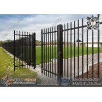 Wholesale Garrison Tubular Fencing for sale 2100X2400mm | China Garrison Fence Factory from china suppliers