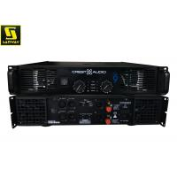 Quality Class AB Professional Audio Power Amplifier with CE ROHS Proof for sale