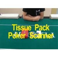 Wholesale Tissue Packing Poker Analyzer Poker Playing Cards Barcodes Scanner from china suppliers