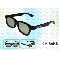 Wholesale ABS Plastic Cinema Use Circular polarized 3D glasses CP297GTS01  from china suppliers