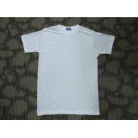 Wholesale 100% cotton,160gsm, single jersey,round neck,sideseam short sleeve T-shirt from china suppliers