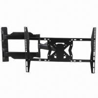 Wholesale Universal Swing LCD TV Wall Mount, Made of Cold Roll Steel Pipe, Suitable for 32 to 52-inch Screen from china suppliers
