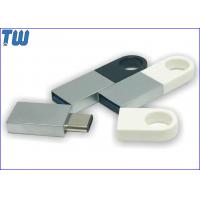 Wholesale Mini Disk USB 3.0 USB 3.1 USB-C Flash Drive Ring Cap Protection from china suppliers