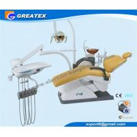 Wholesale Comfortable Dental Chair Unit with Seamless PU seat , dental clinic equipment from china suppliers