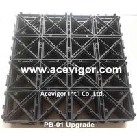 Wholesale PB-01 Upgrade Plastic Grid for DIY deck tiles from china suppliers