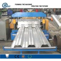 Wholesale CE Approval Hydraulic Forming Machine Steel Floor Deck Roll Forming Machinery from china suppliers