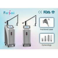 Wholesale Portable fractional co2 laser treatment scar removal and face skin tightening machine for salon from china suppliers