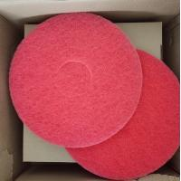 Quality Commercial Floor Scrubber Machine Parts Cleaning Pads For Polishing / Washing for sale