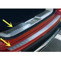 Wholesale Stainless Steel Illuminated Door Sills Scuff Plate For Chery Tiggo5 2014 2016 from china suppliers