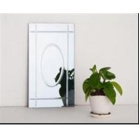 Wholesale Decor Mirror Bathroom Mirror Engraved Mirror Glass Mirror from china suppliers