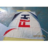 Quality Custom Made Outdoor Advertising Banners , Printing Advertising Banners And Flags for sale