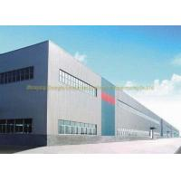Wholesale Fire Proof Two Story Steel Garage Buildings With Provide Design Drawing from china suppliers