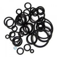 Wholesale Heat-resistant ffkm o-ring/FFKM Rubber O-Ring|FFKM kalrez o-rings for valves gas from china suppliers