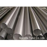 "Quality 1"" Stainless Steel Round Tube SS304 06Cr19Ni10 Bright Annealed / Polished Surface for sale"