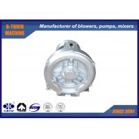 Wholesale Aluminium Side Channel Blower for fish pond oxygen supplier , portable small air fan from china suppliers