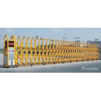 Wholesale Power Coating Metal Trackless Automatic Entrance Gates With Anti- Collision IR Sensor from china suppliers
