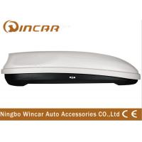 Wholesale U-bolt Mounted 320L Dual Side Car Top Roof Luggage Box for SUV auto from china suppliers