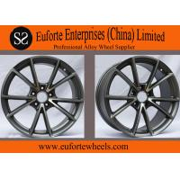 Wholesale Custom Aftermarket Audi Wheels For Audi A6 , 17 audi wheels from china suppliers