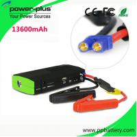 Wholesale Car Battery Power Portable Car Jump Starter / Car Battery Chargers 13600mAh 500A from china suppliers