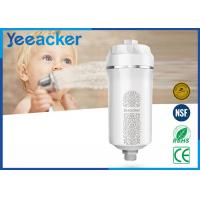 Quality Bathroom Shower Water Filter  4 stage Calcium Sulfite For Hair & Skin Care for sale