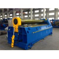 Wholesale 4 Roller Hydraulic Rolling Machine For Rolling Metal Plate / Steel Plate 245 Mpa from china suppliers