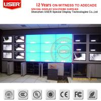 China High quality With LG panel 49 inch 3.5mm seamless splicing system advanced flexible video tv wall with wall mount bracket on sale