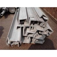 Wholesale U Channel Stainless Steel Channel Bar Bright Surface For Industrial from china suppliers